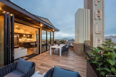 San Francisco, Pacifica, Redwood City, San Bruno, San Carlos, South San Francisco Condo/Townhouse For Sale: 1731 Powell St