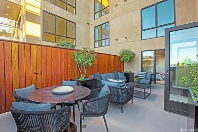 San Francisco County Condo/Townhouse For Sale: 1731 Powell St #201