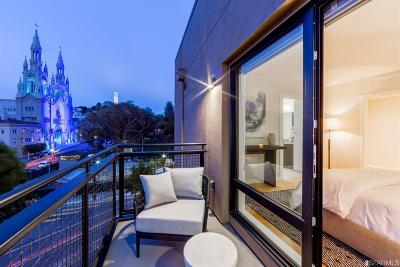San Francisco County Condo/Townhouse For Sale: 1731 Powell St #403