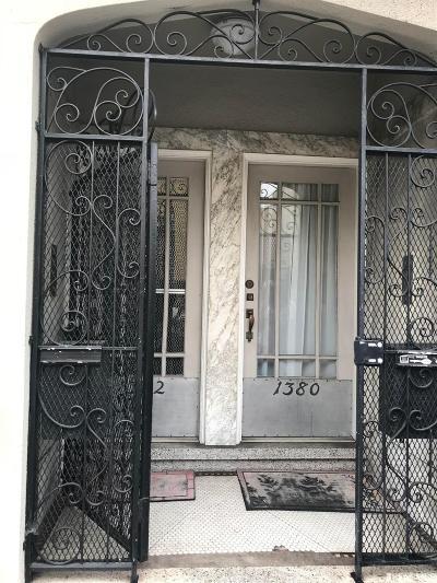San Francisco Multi Family Home For Sale: 1380 1382 Chestnut St
