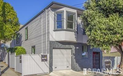 San Francisco Single Family Home For Sale: 1190 Palou Ave
