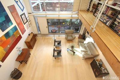 Condo/Townhouse For Sale: 650 Delancey St #218