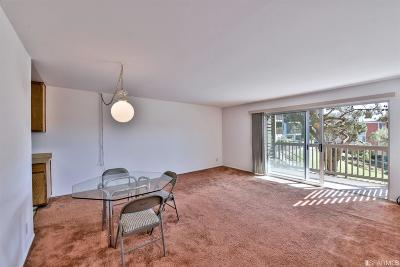 San Francisco Condo/Townhouse For Sale: 1545 Geary Blvd #3