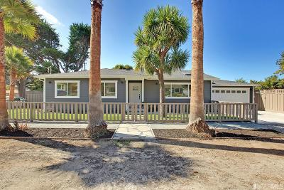Pacifica Single Family Home For Sale: 188 Ramona Ave