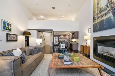 San Francisco CA Condo/Townhouse For Sale: $995,000