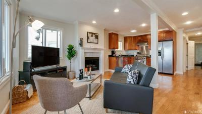 Condo/Townhouse For Sale: 106 Grand View Ave #1
