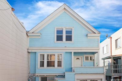 San Francisco Single Family Home For Sale: 2337 Taraval St