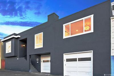San Francisco Single Family Home For Sale: 131 Gladstone Dr