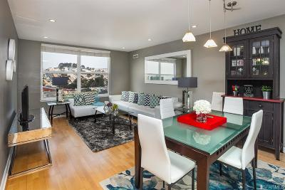San Francisco Condo/Townhouse For Sale: 8400 Oceanview Ter #403