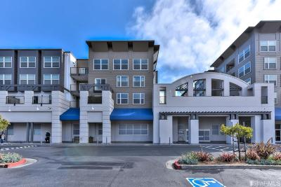 San Francisco Condo/Townhouse For Sale: 8400 Oceanview Ter #220
