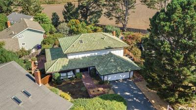 Half Moon Bay Single Family Home For Sale: 712 Le Mans Way Way