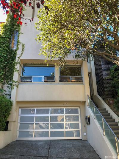 San Francisco Single Family Home For Sale: 860 De Haro St