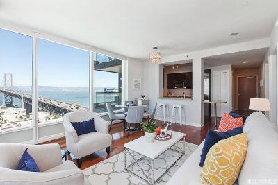 San Francisco Condo/Townhouse For Sale: 425 1st St #1907