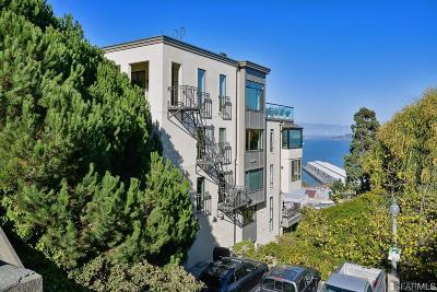 San Francisco CA Multi Family Home For Sale: $9,500,000