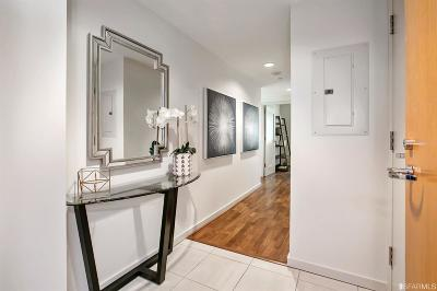 San Francisco Condo/Townhouse For Sale: 333 1st St #N1801
