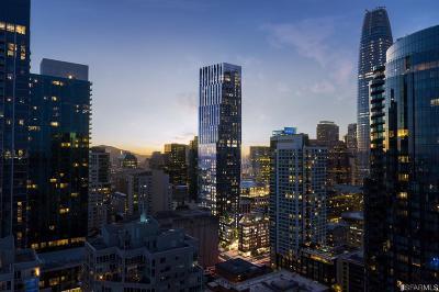 San Francisco Condo/Townhouse For Sale: 488 Folsom St #3706