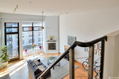 Condo/Townhouse For Sale: 200 Townsend St #43