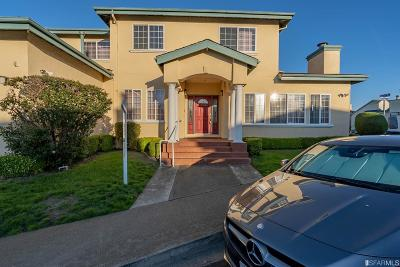 Daly City Single Family Home Act Cont Show: 831 Southgate Ave