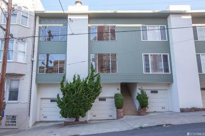 San Francisco Single Family Home For Sale: 2616 Octavia St