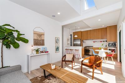 San Francisco Condo/Townhouse For Sale: 569 Ivy St
