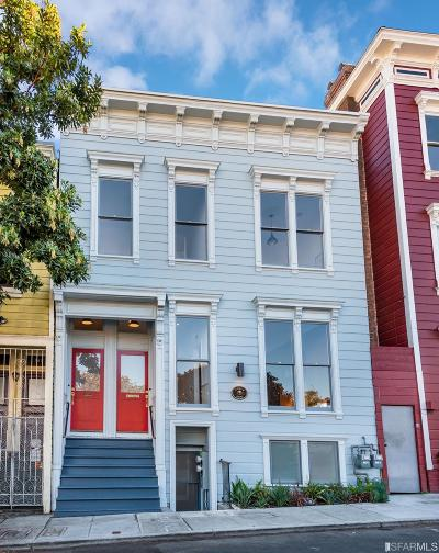 San Francisco Condo/Townhouse For Sale: 571 Ivy St