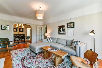 San Francisco Single Family Home For Sale: 765 Vermont St