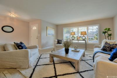 Marin County Single Family Home For Sale: 9 Harvard Dr