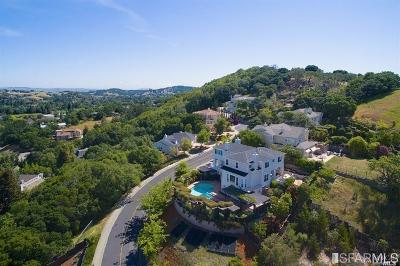 Marin County Single Family Home For Sale: 40 Miwok Dr