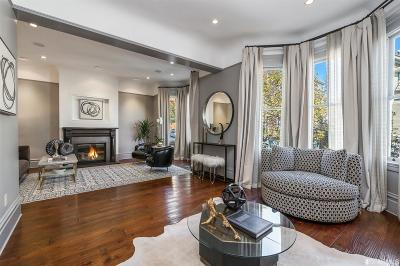 San Francisco Single Family Home For Sale: 2005 Buchanan St