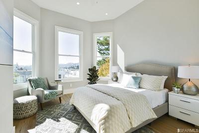 San Francisco Multi Family Home For Sale: 829 831 Oak St