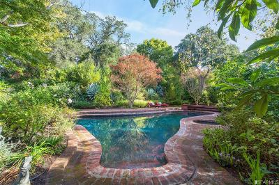 Marin County Single Family Home For Sale: 158 Prospect Ave