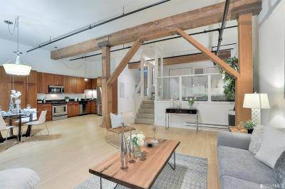 San Francisco Condo/Townhouse For Sale: 461 2nd St #C212