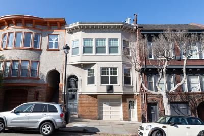 San Francisco Multi Family Home For Sale: 1225 1227 2nd Ave