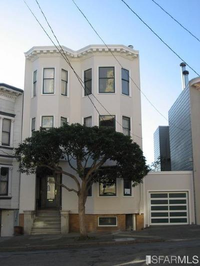 San Francisco County Condo/Townhouse For Sale: 2167 Grove St