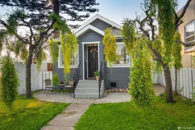 San Bruno Single Family Home For Sale: 409 N San Anselmo Ave