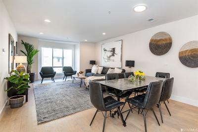 San Francisco Condo/Townhouse For Sale: 1117 Ocean Ave #308