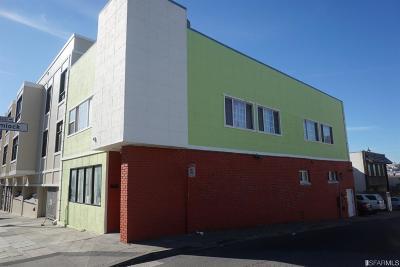 San Francisco Multi Family Home For Sale: 1619 Laguna St