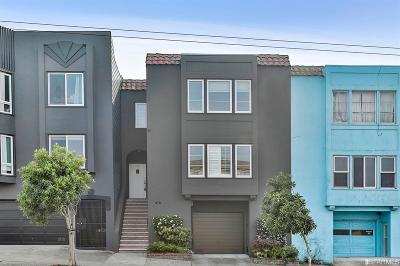 San Francisco Condo/Townhouse For Sale: 3037 Turk Blvd