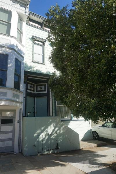 San Francisco Multi Family Home For Sale: 164 166 28th St