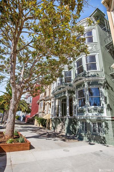 San Francisco Condo/Townhouse For Sale: 987 991 Dolores #B-989