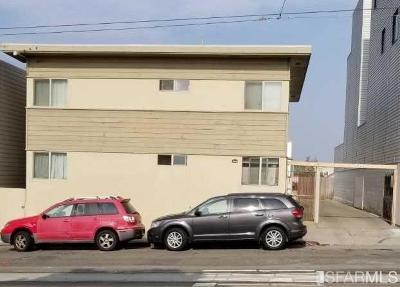 San Francisco Multi Family Home For Sale: 3544 Taraval St