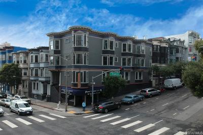 San Francisco Multi Family Home For Sale: 1553 1559 Franklin St