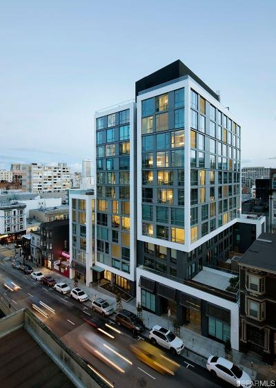 San Francisco Condo/Townhouse For Sale: 1545 Pine St #512
