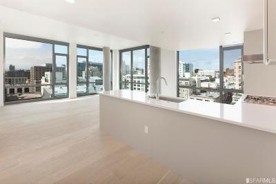 San Francisco Condo/Townhouse For Sale: 1545 Pine St #1105