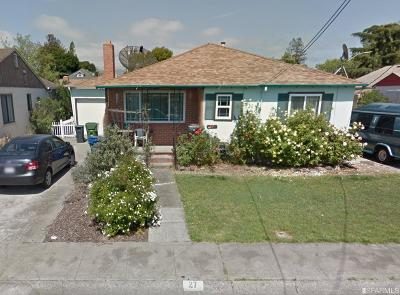 Sonoma County Single Family Home Contingent - Show: 27 Averye Way