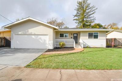 Sonoma County Single Family Home For Sale: 2033 Mission Blvd