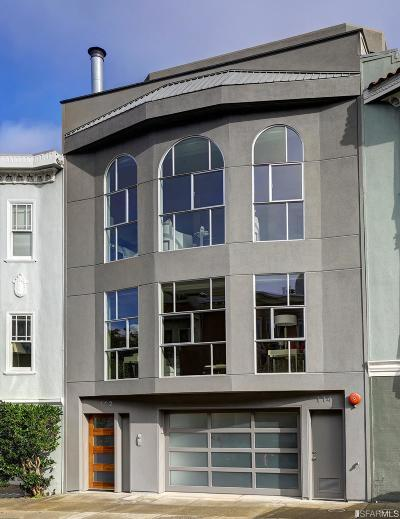 San Francisco Single Family Home For Sale: 112 Mallorca Way