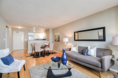 San Francisco Condo/Townhouse For Sale: 8100 Oceanview Ter #220
