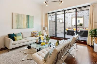 San Francisco Condo/Townhouse For Sale: 1960 Hayes St #6