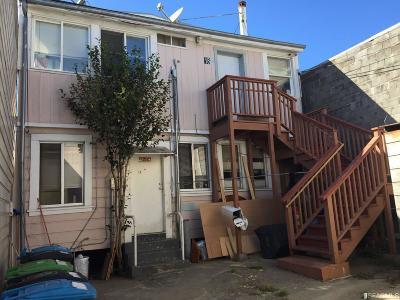 San Francisco Multi Family Home For Sale: 12 18 Neptune St